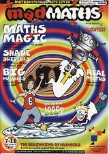 Mad Maths Magazine Sample Issue