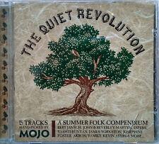 MOJO - QUIET REVOLUTION - UK CD - VASHTI BUNYAN, PENTANGLE, BERT JANSCH -SEALED