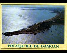 PRESQU'ILE de DAMGAN (56) VILLAS de KERVOYAL en vue aérienne