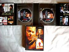 Serie 24 horas pack 7 DVD Quinta temporada completa Castellano / Ingles