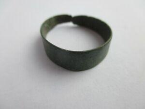 Ancient Roman Bronze Ring.