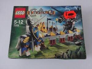 Classic LEGO® OVP von 2007 No. 7009 The Final Joust Castle