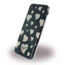 Original Guess Hearts Silikon Cover Case Handytasche Schutzhülle Für iPhone 7-8