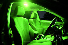 Mitsubishi Lancer CJ Sedan Hatch Super Bright Green LED Interior Light Kit