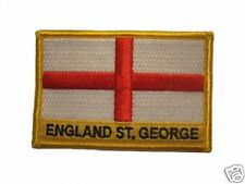 England Embroidered Flag patch-Iron on orSew