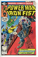 Power Man And Iron Fist 71 Marvel 1981 NM- Luke Cage Frank Miller