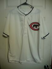 Vintage 1916 Chicago Cubs Jersey Size XL replica.
