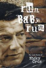 Run Baby Run DVD, The Life Story of Nicky Cruz, R2 & All Regions, New & Sealed