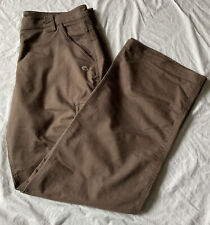 Womens Graghoppers Walking Hiking Trousers Brown Size 16