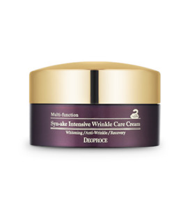 Deoproce Syn-ake Intensive Wrinkle Care Cream 100g - FREE SHIPPING