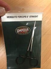 "Umpqua Mosquito Forceps 5"" Straight Fly Fishing New"
