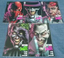 Batman Three Jokers Set of 5 Issues of #3 Dc Comics New Comic Book Store Stock