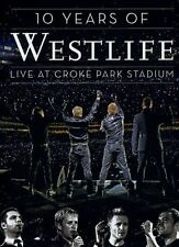 USED (LN) 10 Years of Westlife: Live at Croke Park (2013) (DVD)