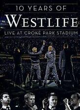 USED (LN) 10 Years of Westlife: Live at Croke Park (2013) (DVD)