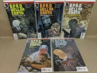 BPRD Hell on Earth New World #1 2 3 4 5 Dark Horse Comics Complete Series