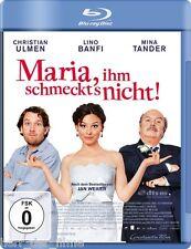 MARIA, IHM SCHMECKT'S NICHT! (Christian Ulmen, Mina Tander) Blu-ray-Disc NEU+OVP