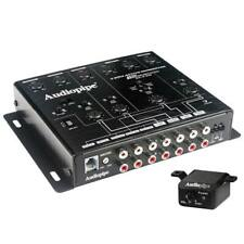 Audiopipe 4 Way Crossover 6 ch. Input 8 ch. Output