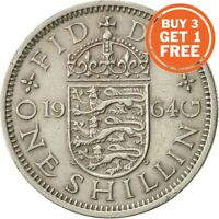 ENGLISH SHILLING ELIZABETH 2ND COIN CHOICE OF YEAR 1953 TO 1966