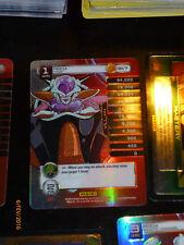 DRAGON BALL Z TCG DBZ PANINI CARD CARDDASS PRISM CARTE S17 FRIEZA RAINBOW PRIZM