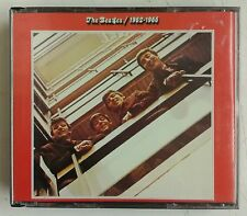 "The Beatles 1962-1966 2-Cd Canada 1993 label ""Capitol"""