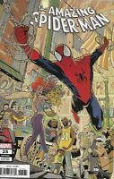 Amazing Spider-Man Comic Issue 25 Limited Variant Modern Age First Print 2019