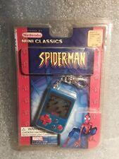 Nintendo Mini Classics Spiderman Game & Watch Keychain NEW & SEALED