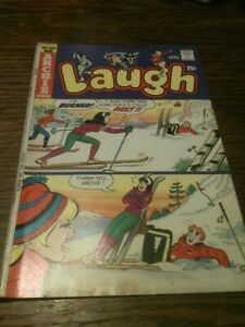 Laugh Comics #288 Mar 1975 Archie 25 Cent Good Fawcett Betty Veronica Jughead VG