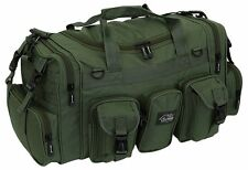 Mens 22 In Duffel Molle Tactical Shoulder Strap Travel Bag WITH KEYCHAIN