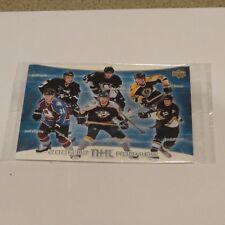 2006-07 Upper Deck NHL Rookies Jumbo Stastny Carle Kessel Malkin Staal Radulov P