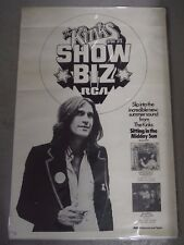The Kinks - Everybody's In Show-Biz Original 1972 RCA UK Promo Only Poster