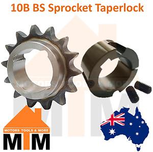 10B BS Sprocket Taperlock Any Bore Size