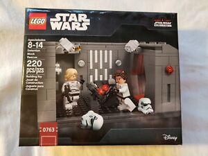 Star Wars Celebration Orlandob2017 Lego Exclusive Detention Center
