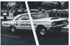 "1960s Drag Racing-Shirley Shahan's ""DRAG-ON-LADY"" 1967 426 HEMI-Cecil County"