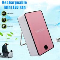 Portable de Poche Rechargeable USB Bureau poche Cooler Mini Ventilateur
