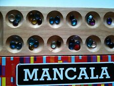 Mancala - ANCIENT STRATEGY GAME One Of The Worlds Most Played Games - Ages 7+