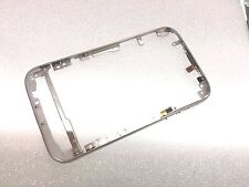 Oem Silver Bezel Frame Housing Side Button Fix For BlackBerry Classic Q20 At&T