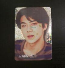EXO SEHUN Shiny Season's Greeting YES! Magazine Official Photocard (unofficial)