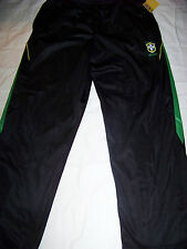 CBF Brasil Brazil Soccer Men's Pants NWT Large