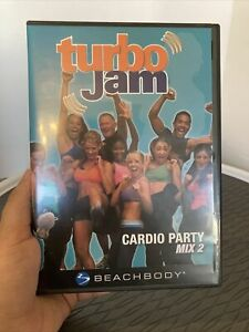 Turbo Jam Cardio Party Mix 2 Beachbody - DVD