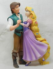 ENESCO Disney Personaggio Princess Enchanting a27168 Rapunzel & Flynn Rider 23cm