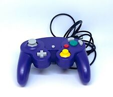 Aftermarket Nintendo Gamecube Blue Controller Generic Royal Blue Wired Working
