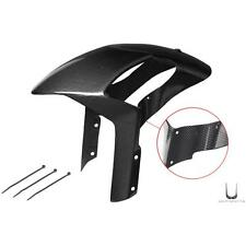 FRONT MUDGUARD ONLY FOR ABS MODELS CARBON FIBER DUCATI 696 MONSTER / ABS '08/'12