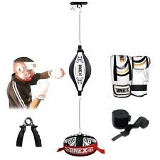 Onex Leather Speed Ball Hook Boxing Punch Bag Punching Training MMA Speed ball