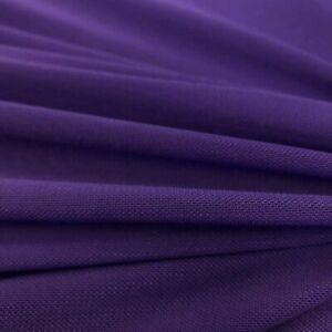 "Power Mesh 4 Way Stretch Fabric 60"" Nylon Spandex Sheer Mesh Net By The Yard"