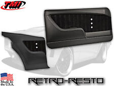 1968-1969 - Camaro - Molded Door & Quarter Panels [Full-Set] - Sport XR