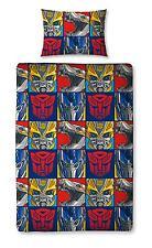 Transformers Bettwäsche Four 135x200 Bett Wäsche Garnitur Bettgarnitur neu