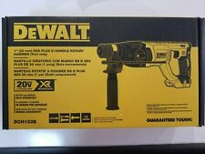 DEWALT DCH133B 20V 1'' SDS PLUS D-HANDLE BRUSHLESS ROTARY HAMMER Tool Only NIP