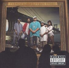 TERROR SQUAD True Story CD