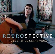 Suzanne Vega - RetroSpective - Very Best Of - NEW CD - Greatest Hits - Luka