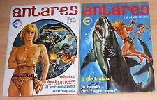 EDIGAMMA  SERIE   COLLANA ALFA ANTARES   N°  4/5  1976   ORIGINALE  !!!!!